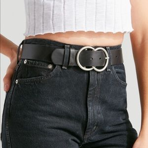 Urban Outfitters Double O Ring Belt